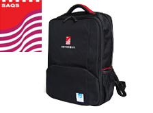 中美质量论坛背包由爱自由箱包设计生产