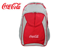 可口可乐定制促销背包礼品