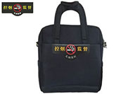 深圳市控烟办定制控烟监督员手提包