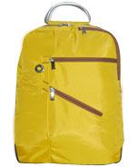 黄色-休闲双肩背包