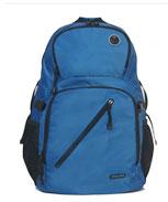 蓝色休闲电脑背包
