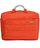 橙色大内存手提电脑包