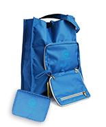 轻便易折叠购物袋定制