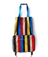 [供应]时尚可折叠拖轮购物袋