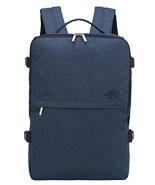 可扩容手提双肩两用商务背包定制